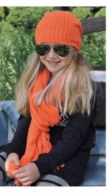Sjaal Orange | Sjaal Orange Sjaal Orange
